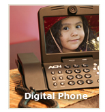 Talk and see your grandkids miles away with the new video phone