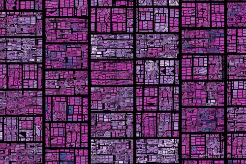 Purple Portico