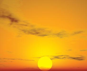 Wordless Wednesday - Sunrise IX