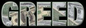 greedy debt collectors