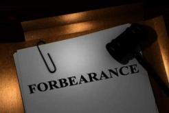 forbearance mortgage