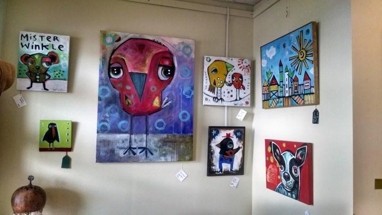 blogJenny Odoms Art in Apalach
