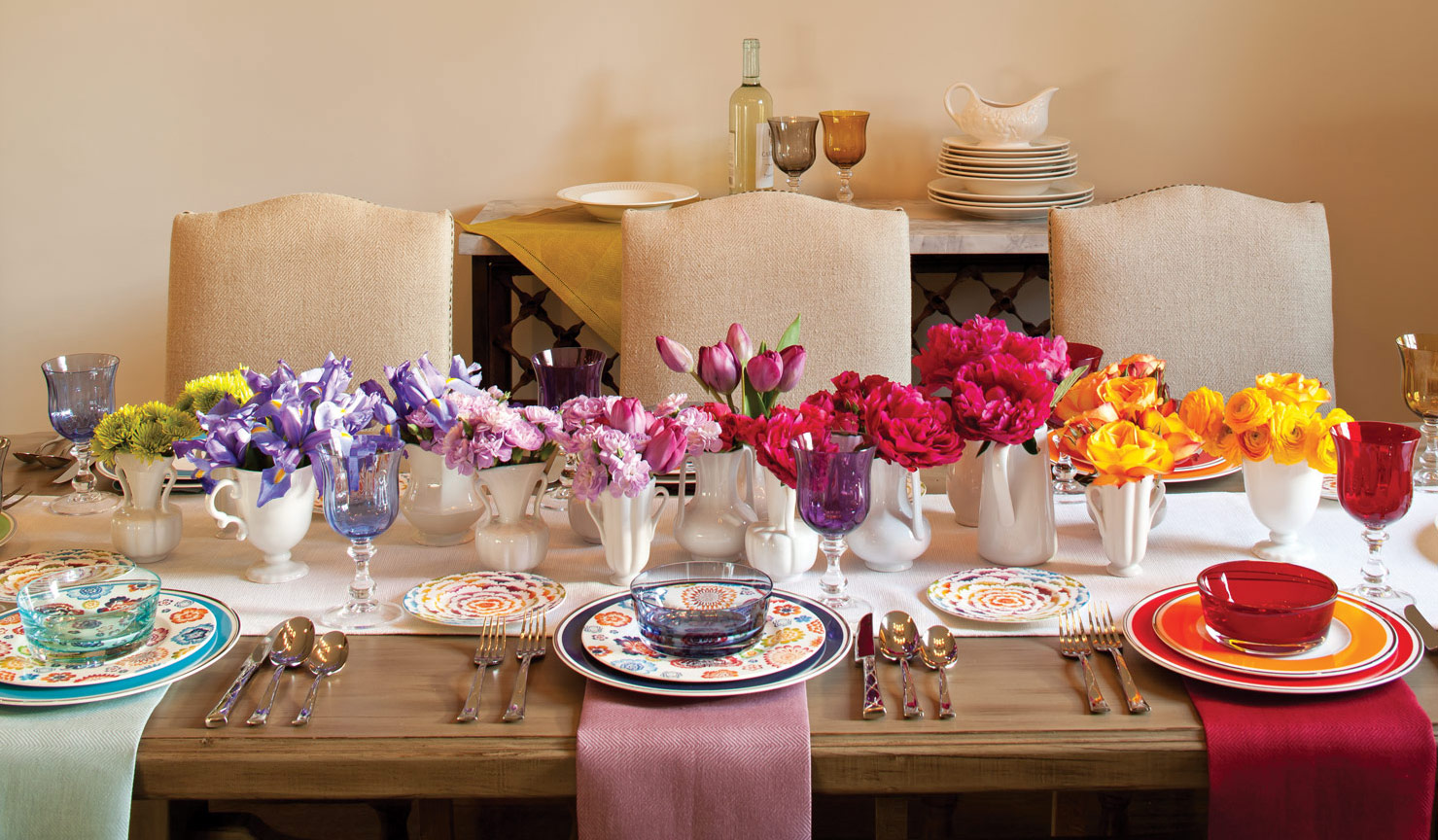 Easter Table Dining Etiquette