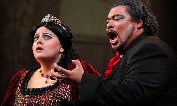 Review of Tosca, Diane Kalinowski in title role