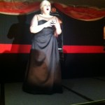 Diane singing Laltra notte in fondo al mare from Boitos Mefistofele, Singable Feast