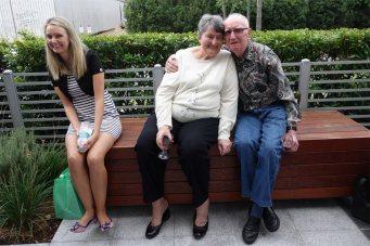 Leah, Ailsa, Don