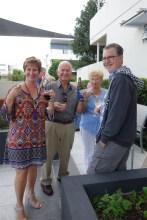 Paulette, Maurice, Shiela & Ed