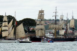 Tall Ships Australia Day