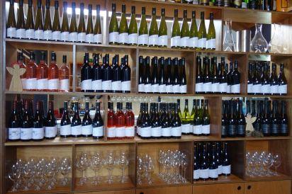 Moores Hill Vineyard - excellent wine