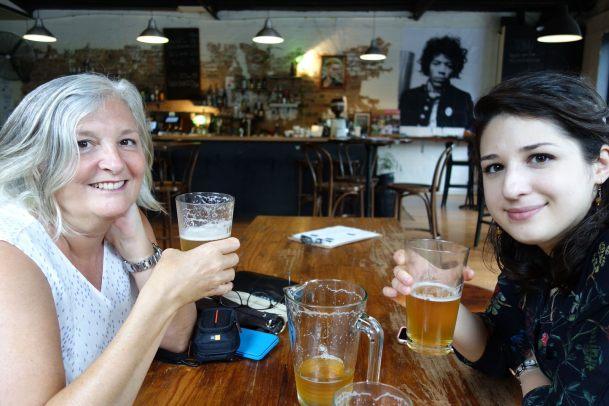 Cheers at HooHa Bar