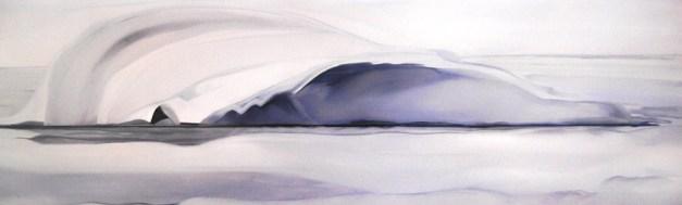 Snail Iceberg Davis Strait 16x48