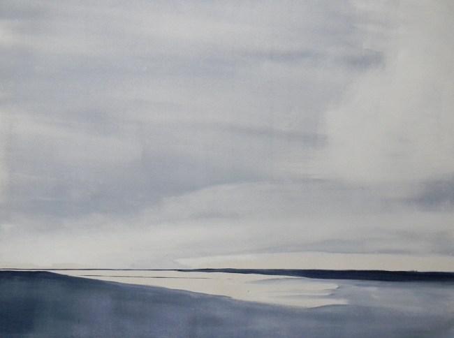 Barents Sea Franz Josef Land-18x24