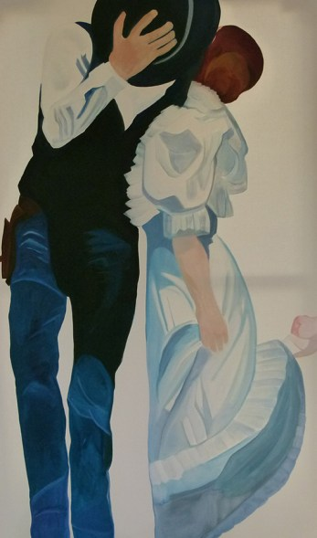 Boots and Ballet-70x36