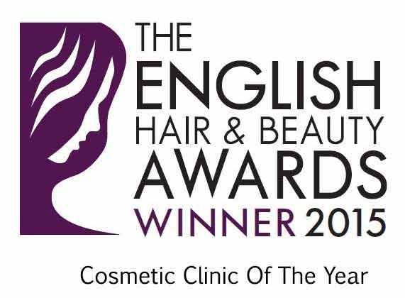 Winner logo English Hair Beauty Awards 2015