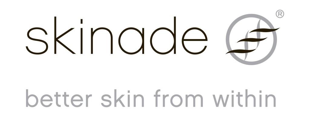 Skinade Logo w tagline