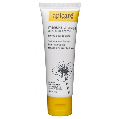 Apicare 30% Manuka Therapy Cream