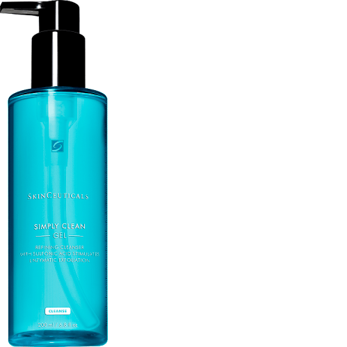 Skinceuticals Simply Clean Gel cleanser Diane Nivern Clinic Manchester