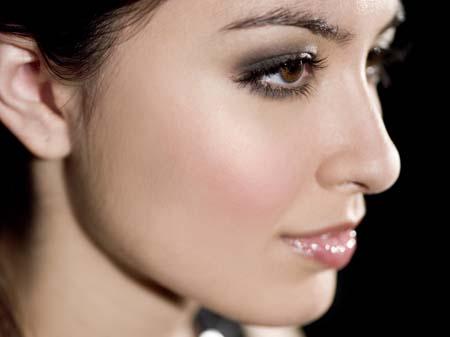 sabrina houssami make-up smoky eye technique