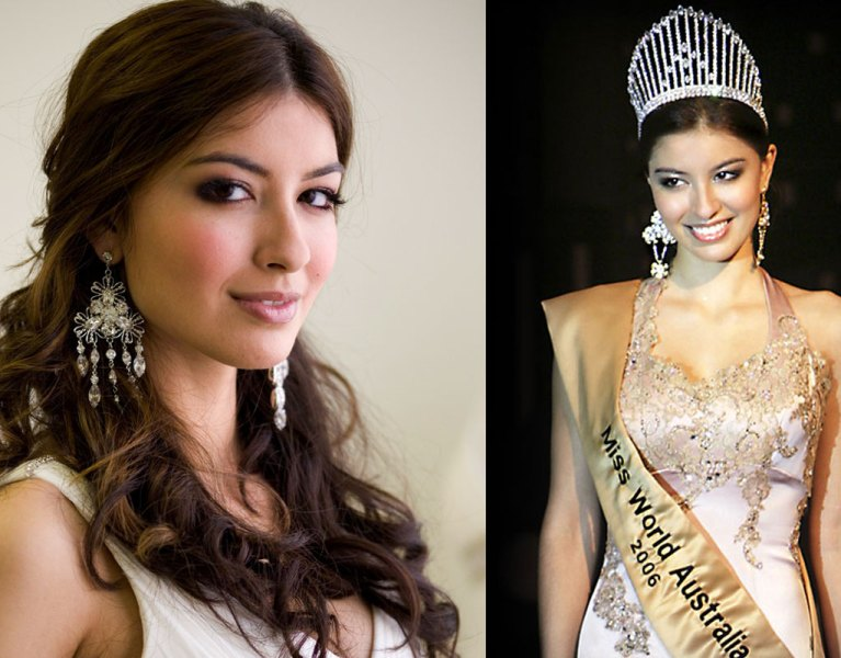 Sabrina Houssami, beauty queen, how to do a smoky eye
