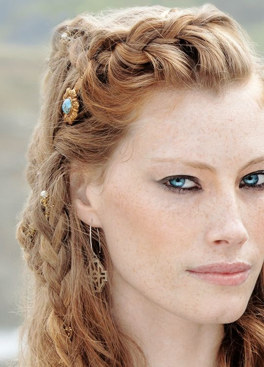 Braids With Attitude Viking Style Hair Trend Diane