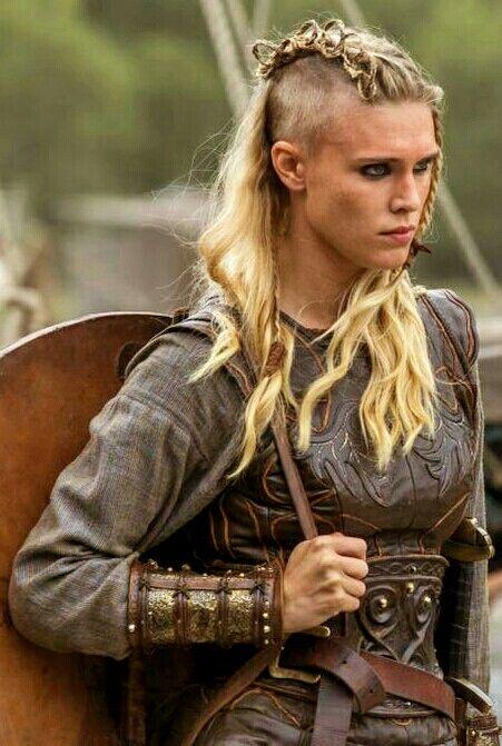 Image of Lagertha Viking Woman Warriors Viking Shieldmaiden
