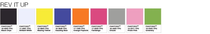PANTONE Greenery lends itself to many color combinations