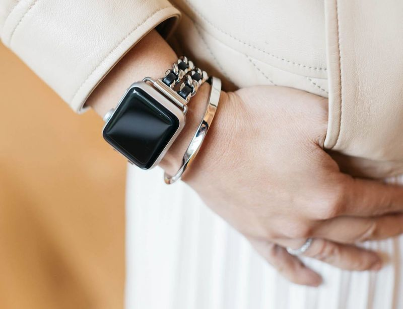 Technology has never looked more chic – Bands for the Apple Watch