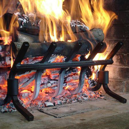 Open fireplace inspiration