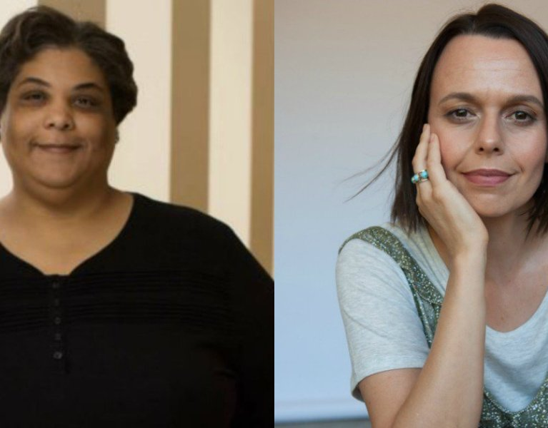 Roxane Gay and Mia Freedman