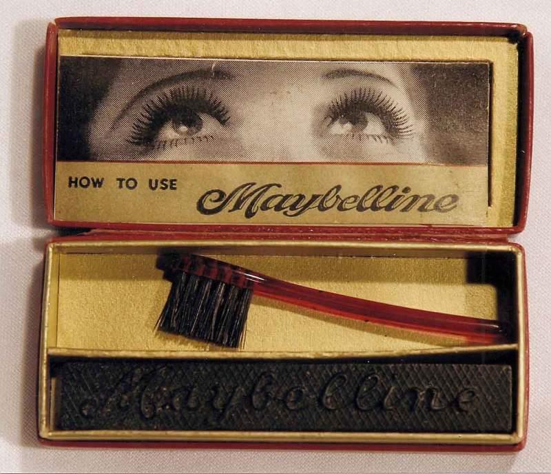 Vintage mascara