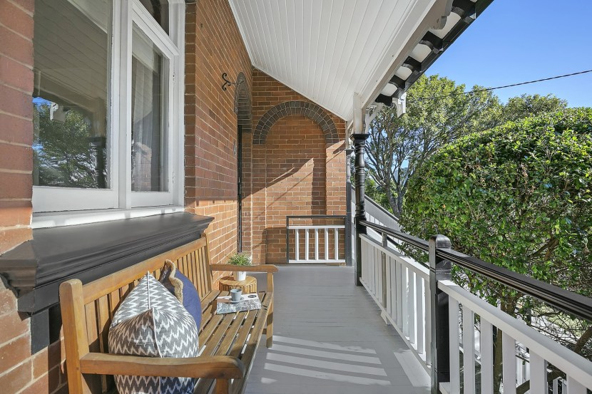 Manly Federation Semi Verandah