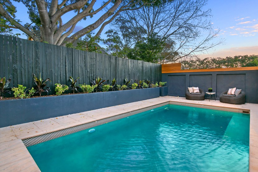 Pool - 32 Shadforth Street Mosman NSW 2088