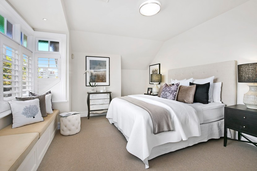 Bedroom - 32 Shadforth Street Mosman NSW 2088