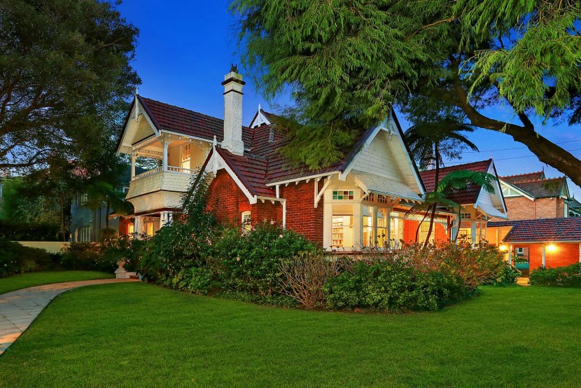 Mosman (Sydney) Dream Home via domain.com