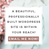 Contact Diane for small business website design based in mosman using wordpress