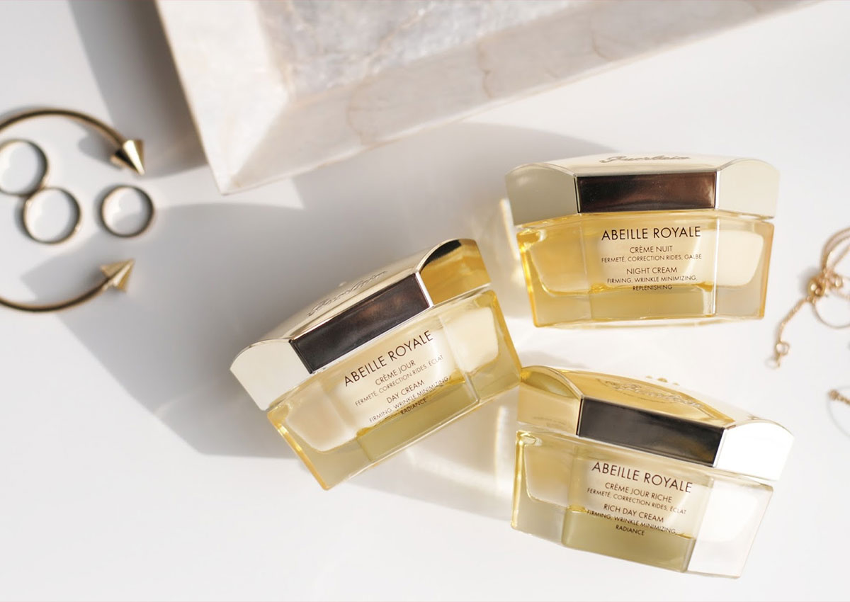 Beauty Review: GUERLAIN's Abeille Royale Collection