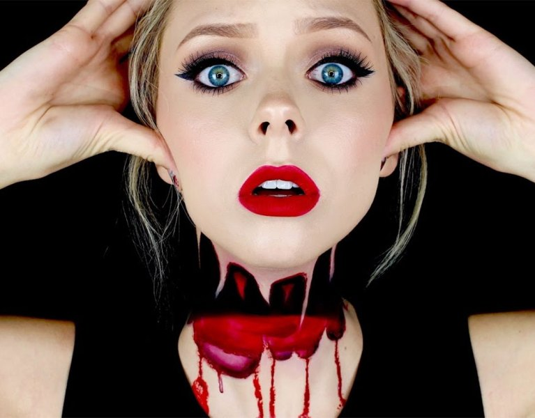 12 halloween makeup ideas