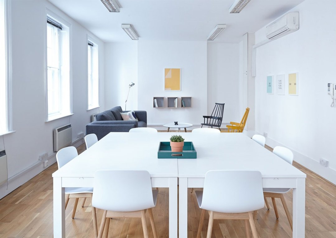 redecorate your office space