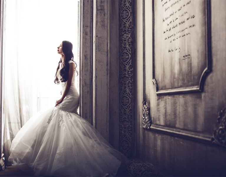 bride on a budget
