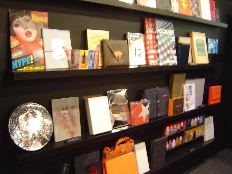 visionaire bookshelf
