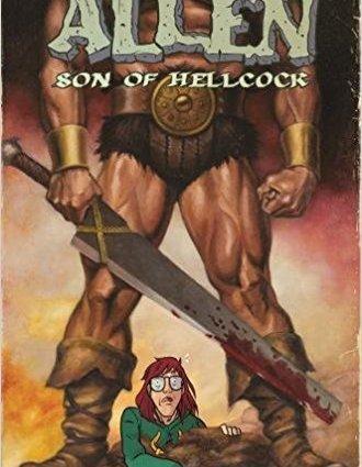 Allen son of Hellcock cover pic
