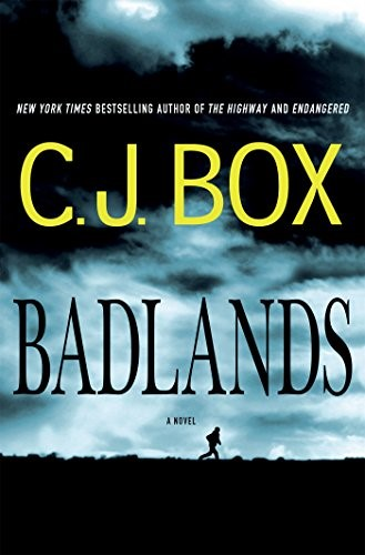 Badlands cover pic