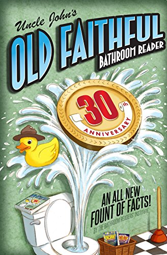 Uncle Johns Old Faithful Bathroom Reader