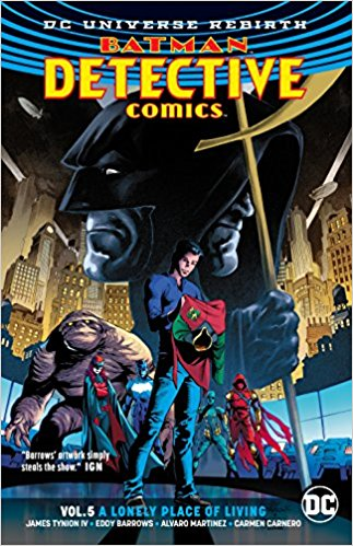 Batman Detective Comics Vol 5