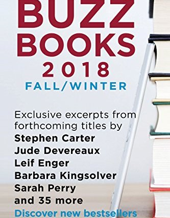 Buzz Books 2018: Fall/Winter