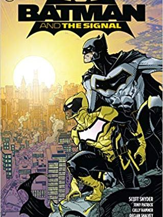 Batman and the Signal