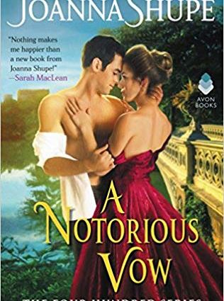 Book Giveaway of A Notorious Vow