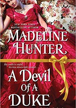 Book Giveaway of A Devil of a Duke
