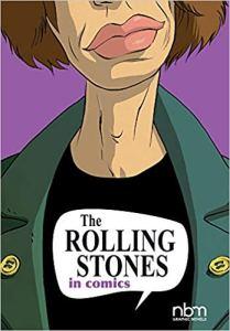 Rolling Stones in Comics!