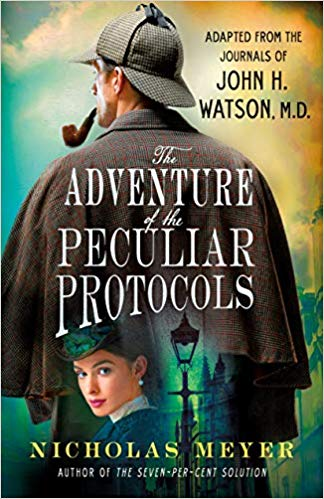 Adventure of the Peculiar Protocols